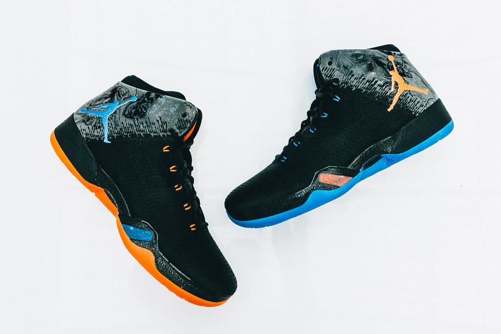Sneaker for NBA MVP Russell Westbrook