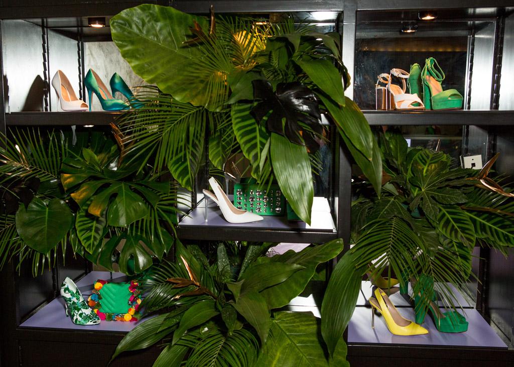 aldo, bold botanicals, summer 2017, shoes
