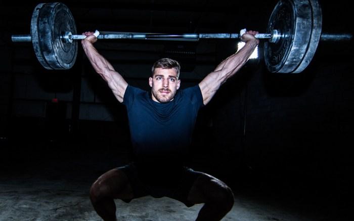 Nobull CrossFit Alex Anderson