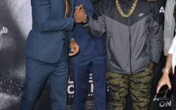 Demetrius Shipp Jr. & Big Boi