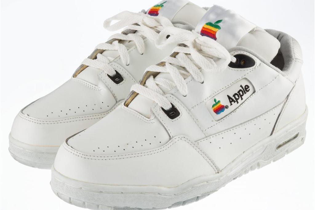Apple Computer Sneakers