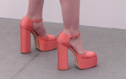 Architectural Shoe Trend