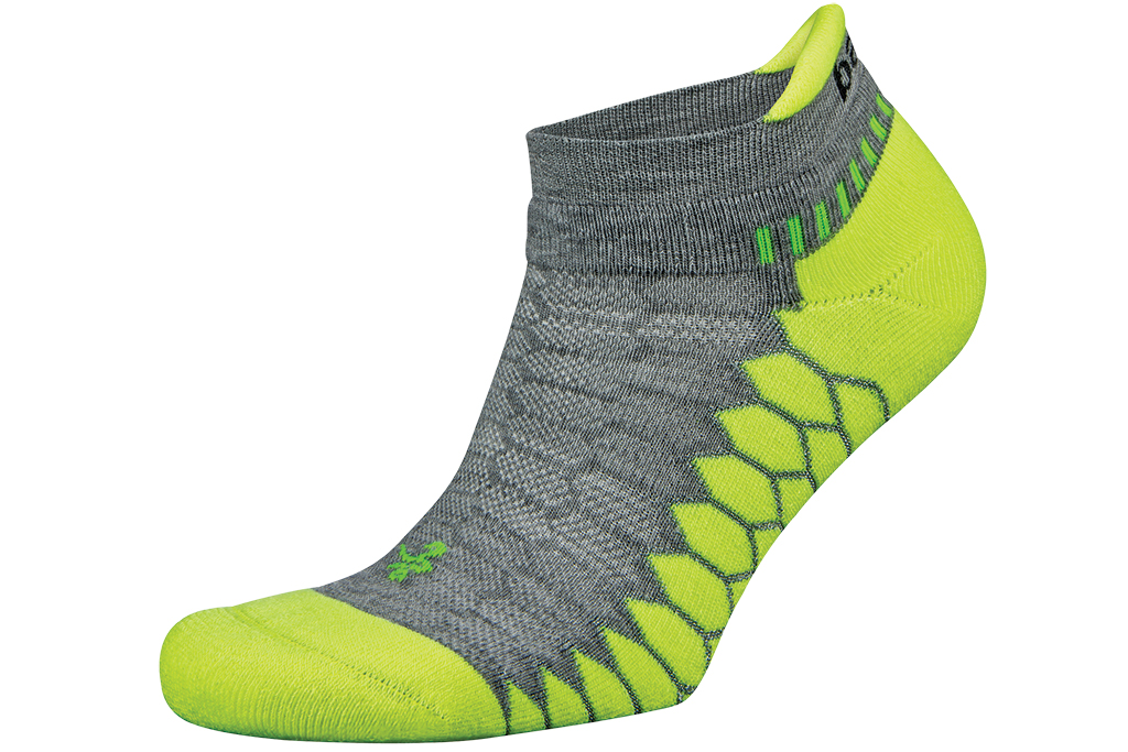 Balega antibacterial running sock