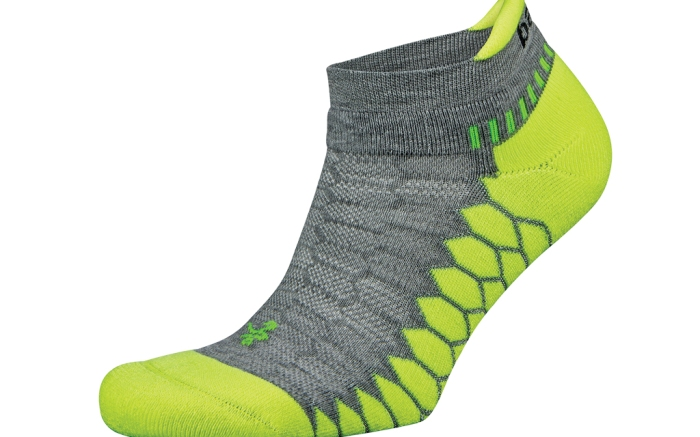 Balega antibacterial running sock