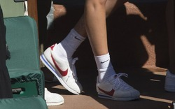 Bella Hadid Wears Nike In France