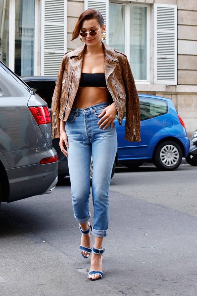 Bella Hadid Paris