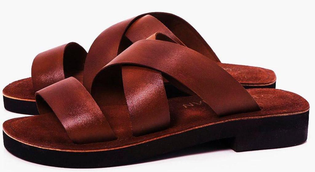 Boohooman, sandals, shoes, boohoo