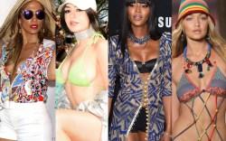 celebrities, bikini, swimwear, fashion, style, beach,