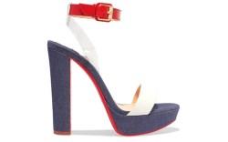 Denim Shoe Styles For Summer