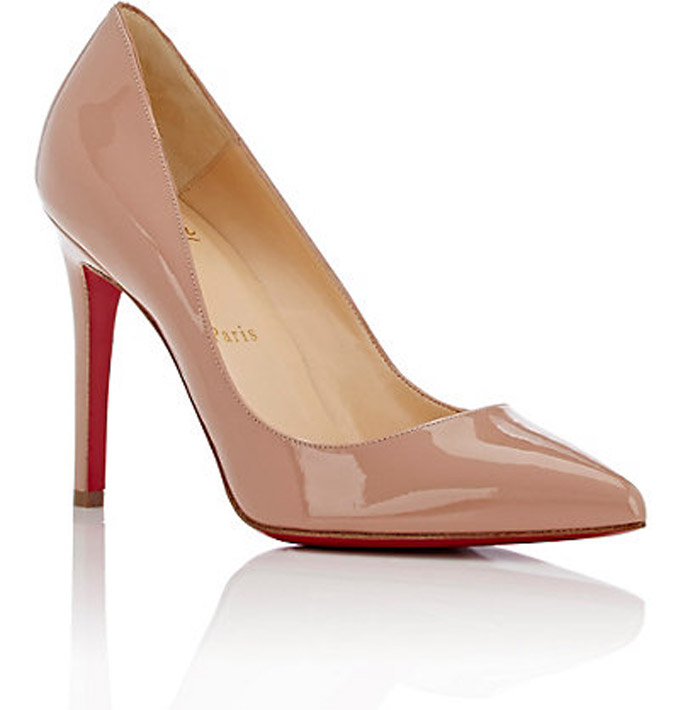 christian louboutin, pigalle, pumps