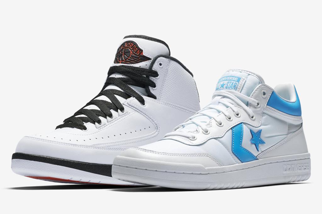 Air Jordan x Converse The 2 That