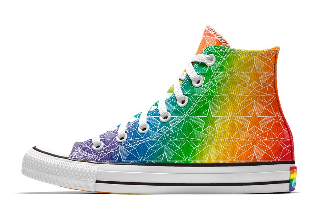 Converse Chuck Taylor All-Star High Pride Custom