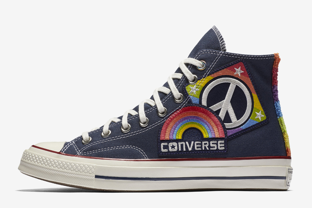 Converse Chuck Taylor All-Star 70 First Pride Parade