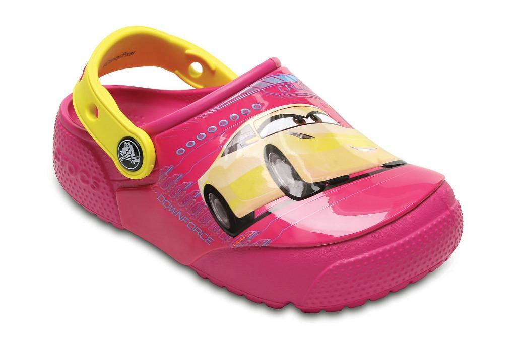 crocs-disney-cars