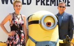 Kristen Wiig, steve carell, Despicable Me