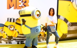 'Despicable Me 3' Premiere: Celebrity Style