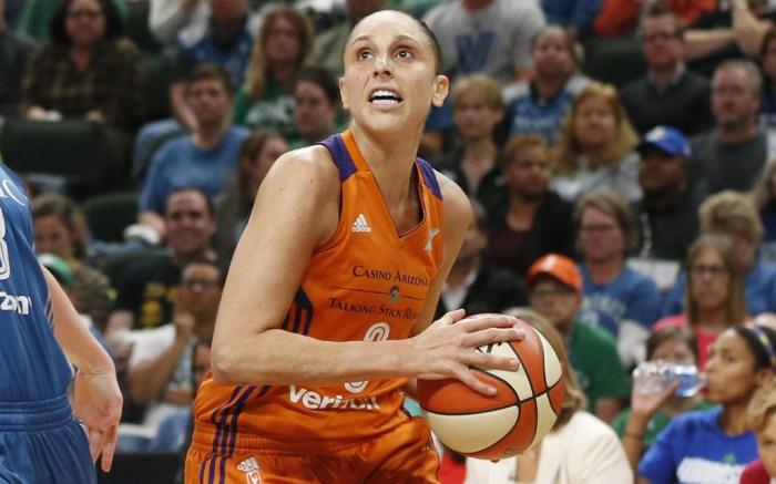 WNBA Diana Taurasi