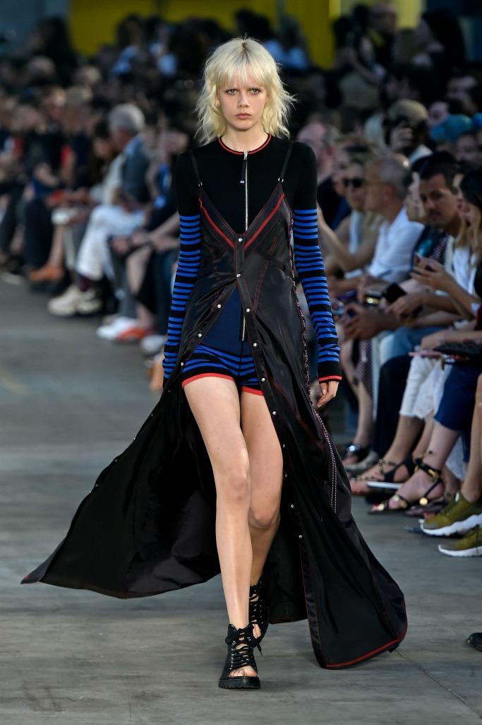 Diesel Black Gold show, milan fashion week
