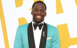 draymond green style nba awards saint