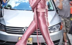 Celebs in Barbie-Pink Style