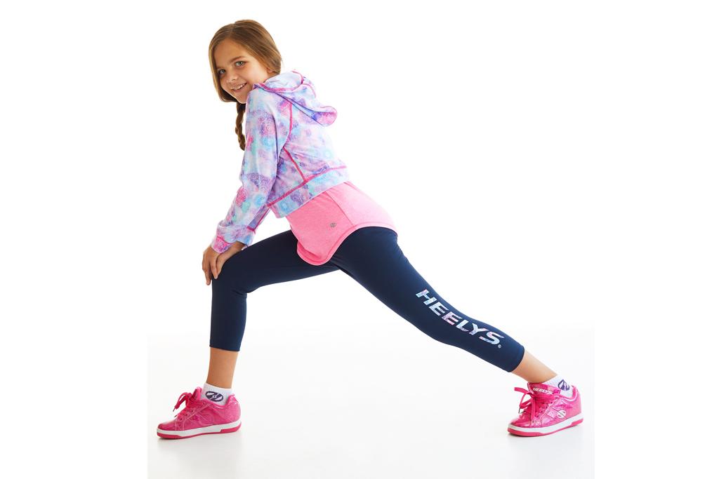 Heelys Launching Children's Clothing