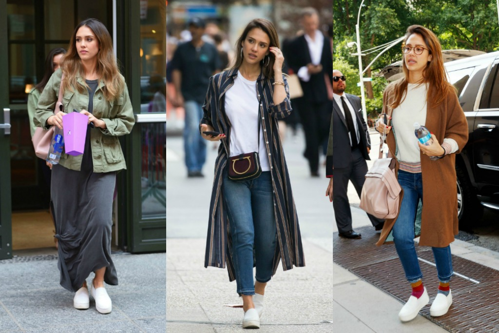 Jessica Alba Is Really Loving These