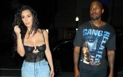 Kim Kardashian and Kanye West only