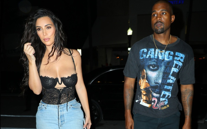 Kim Kardashian and Kanye West only have eyes for each other when going to dinner at Prime 112 in New YorkPictured: Kim Kardashian and Kanye WestRef: SPL1355463 150916 Picture by: Jackson Lee / Splash NewsSplash News and PicturesLos Angeles:310-821-2666New York:212-619-2666London:870-934-2666photodesk@splashnews.com