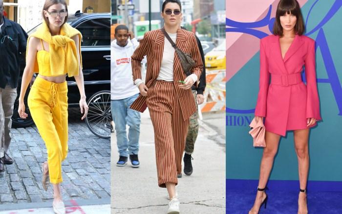 Bella Gigi Hadid Kendall Jenner Style Stylists