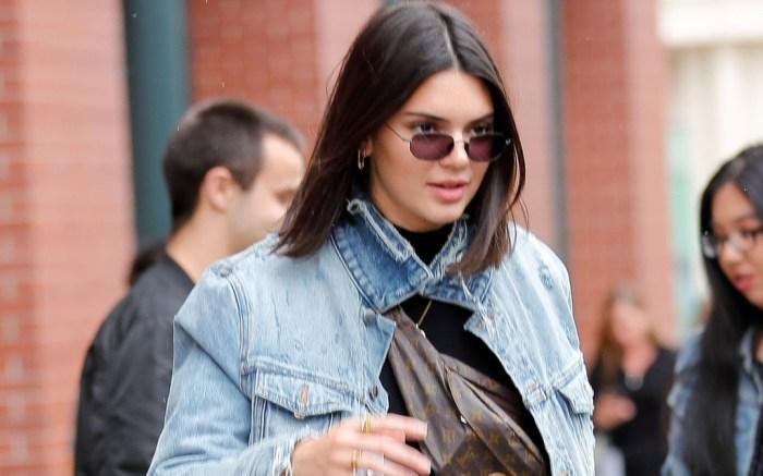 Kendall Jenner Adidas Yeezy Powerphase Calabasas