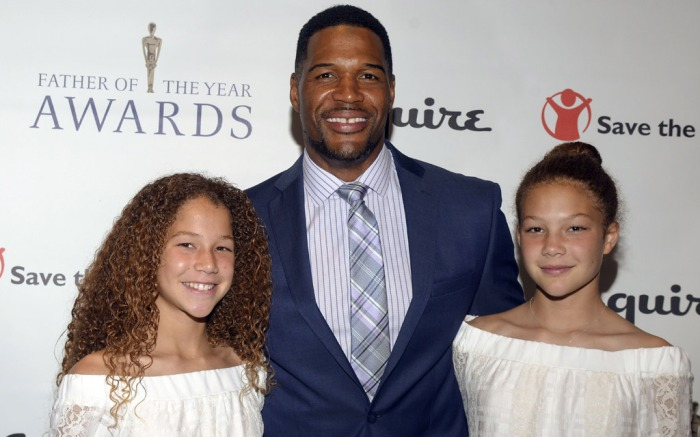 Michael Strahan father