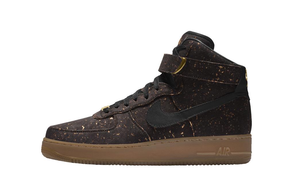 Nike Air Force 1 High Premium iD Cork