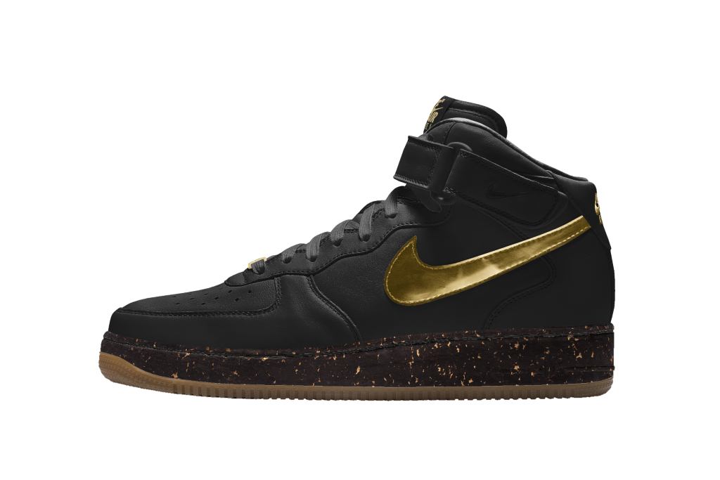 Nike Air Force 1 Mid Premium iD Cork