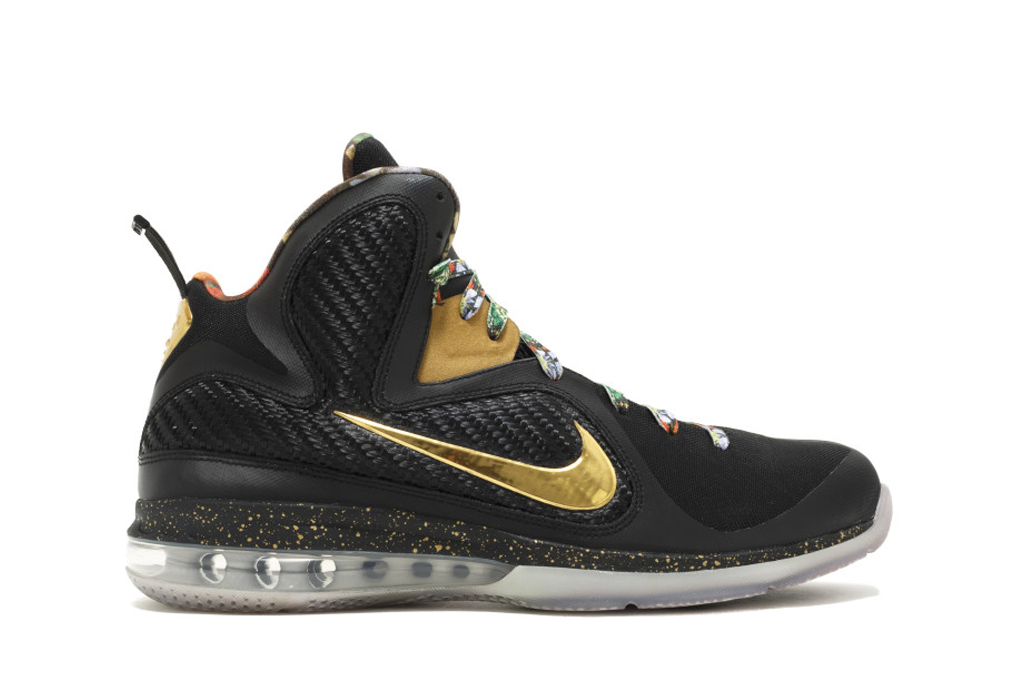 Nike LeBron 9 Watch the Throne