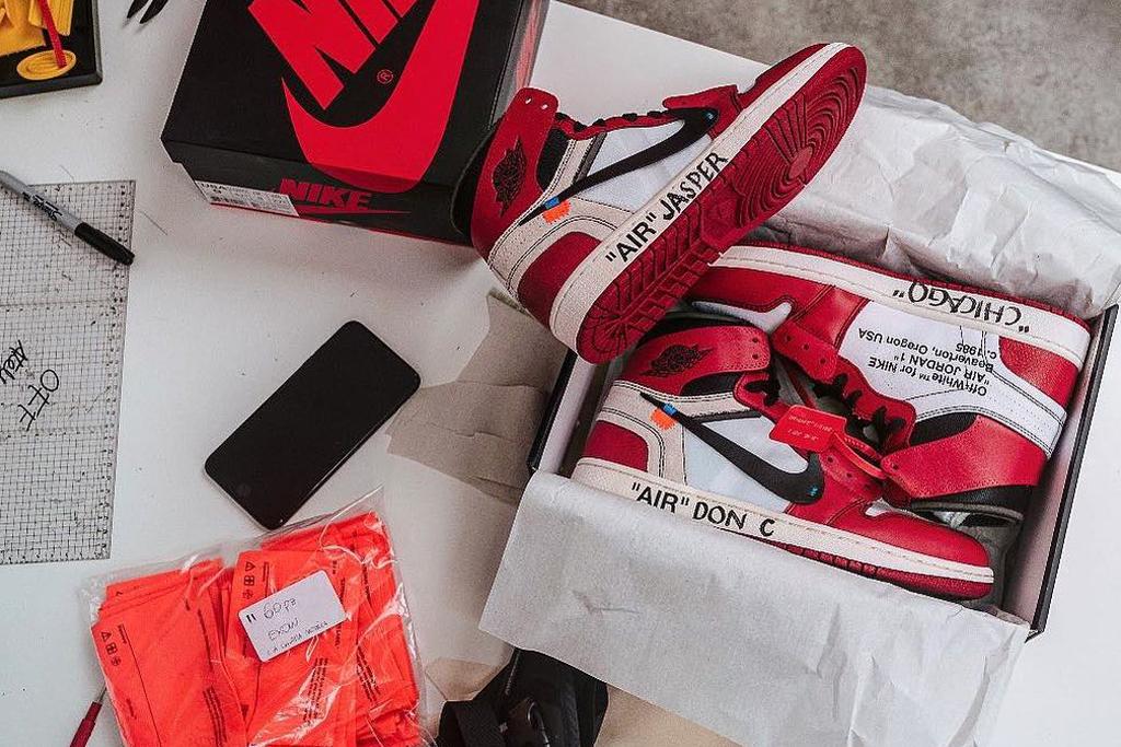 Air Jordan 1 Sneaker Collaboration