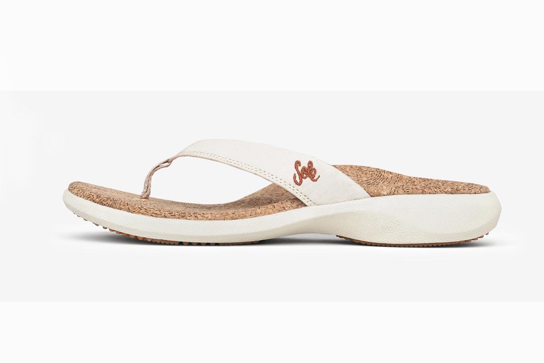 Sole flip-flops