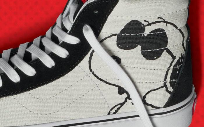 Peanuts x Vans Sk8-Hi