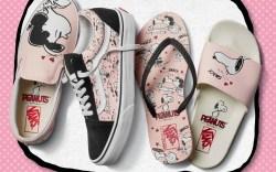 Peanuts x Vans
