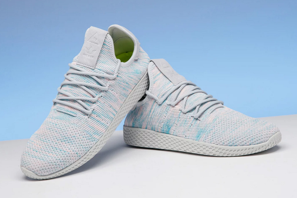 Pharrell Williams x Adidas Tennis Hu