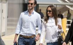 Pippa Middleton Honeymoon Style