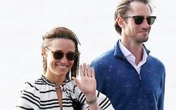 pippa middleton, james matthews, honeymoon, husband,