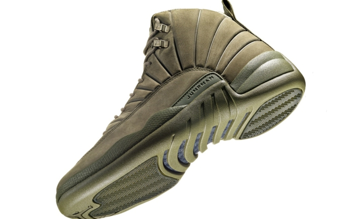 PSNY Air Jordan 12 Olive