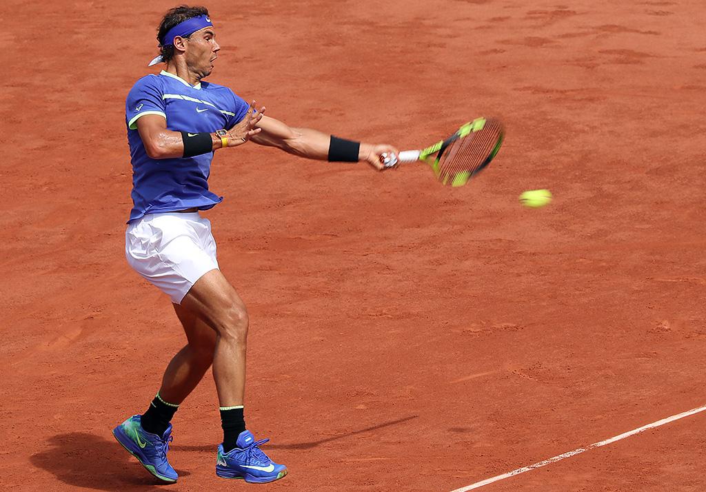 Rafael Nadal Nike Lunar Ballistec 1.5