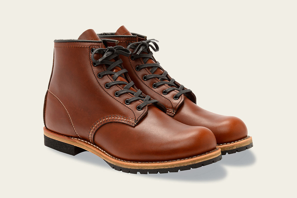 Red Wing Beckman Round boot