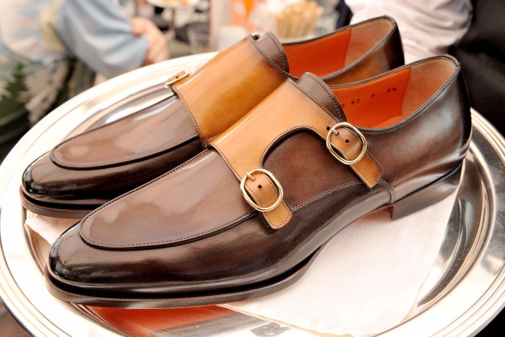 Santoni spring '18 presentation, milan men's fashion week