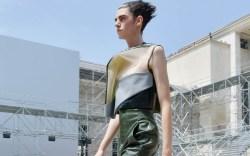 rick owens, paris fashion week, spring