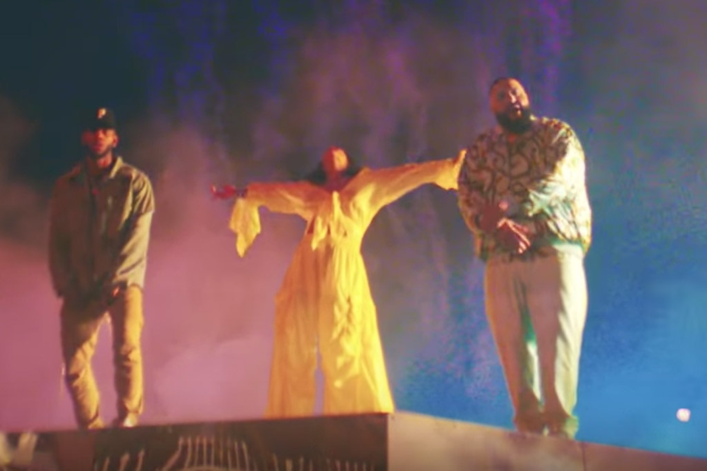 Rihanna Wild Thoughts Music Video
