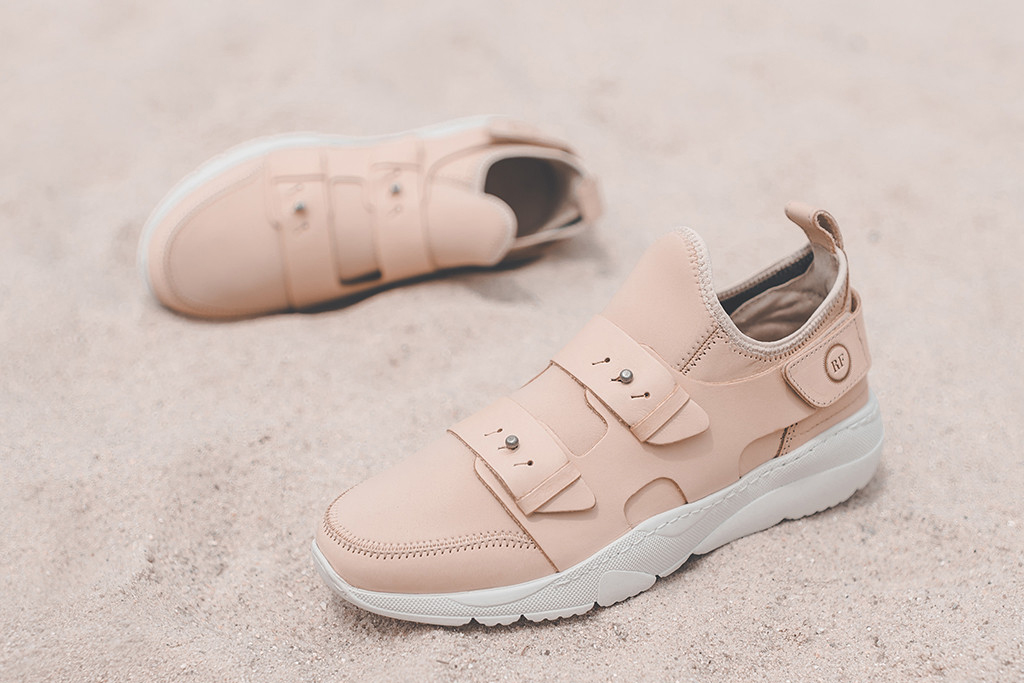 Ronnie Fieg x Filling Pieces Sandal Trainers