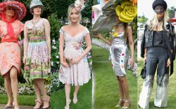 royal ascot crazy fashion