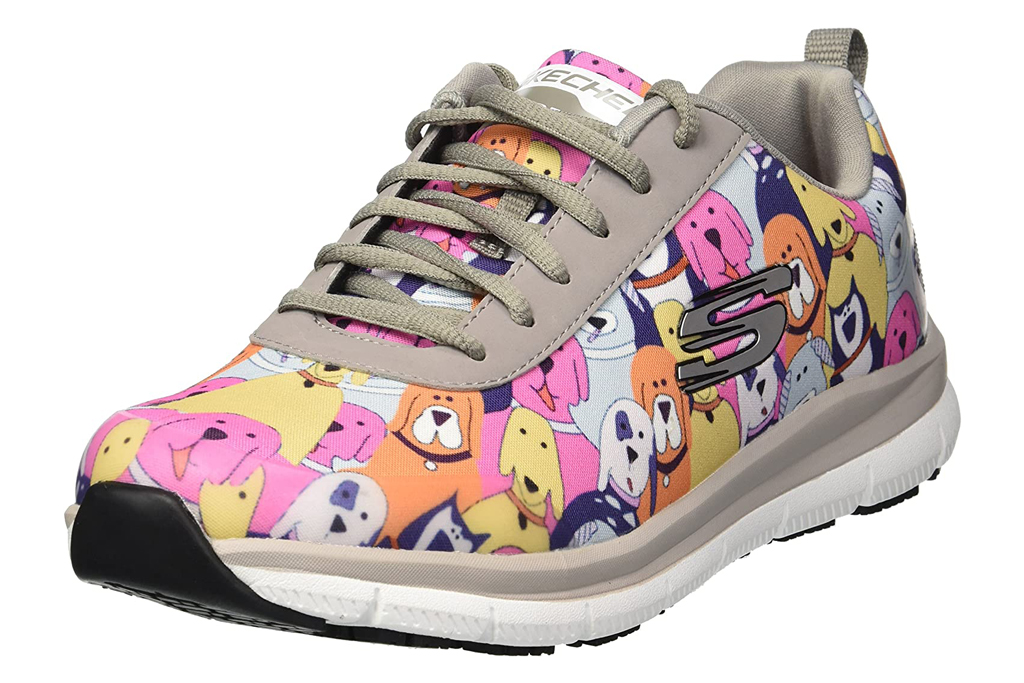 skechers, nurse shoes